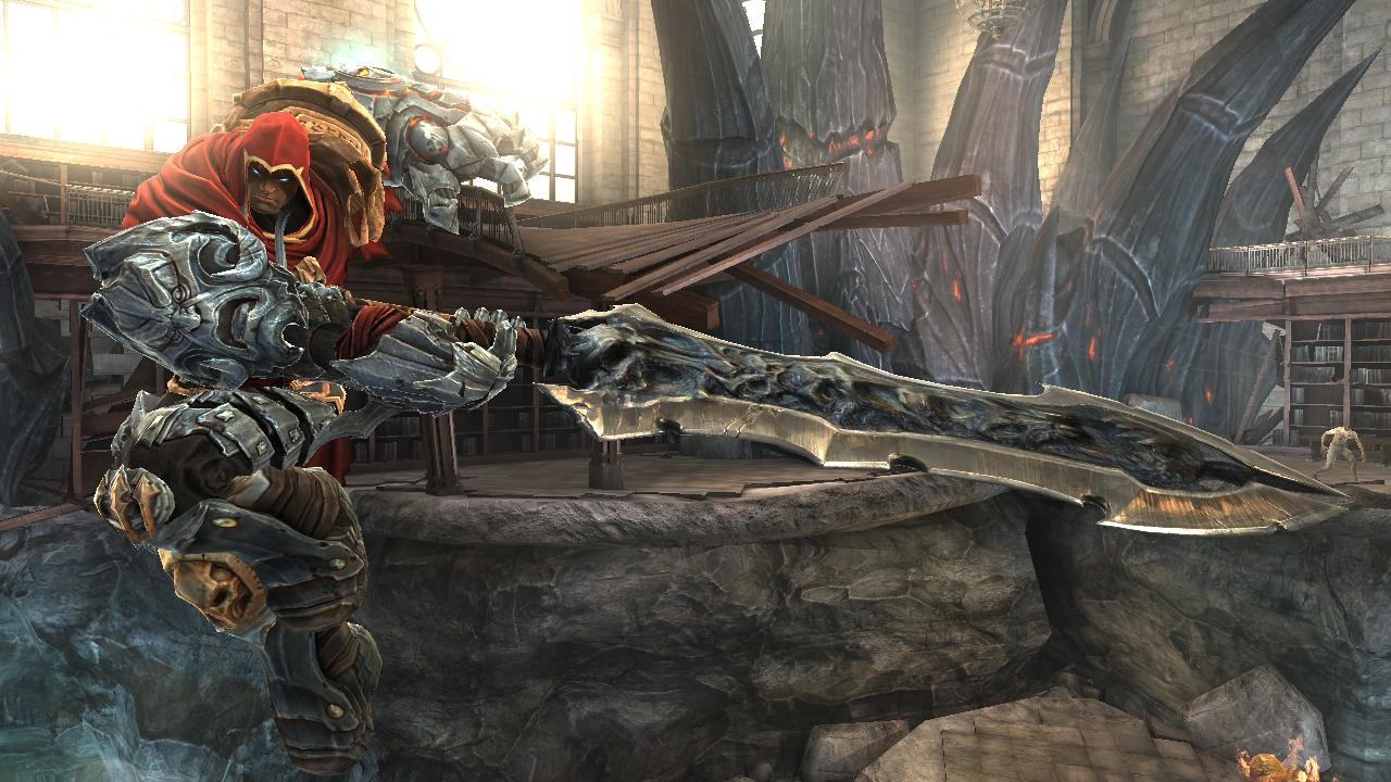 Darksiders Franchise Pack 2 + 1 + DLC (Steam ROW)