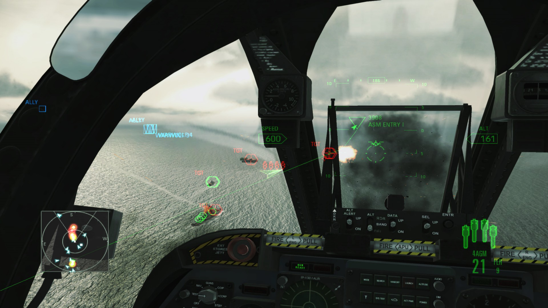 Ace Combat Assault Horizon - EE (Steam RU/CIS)