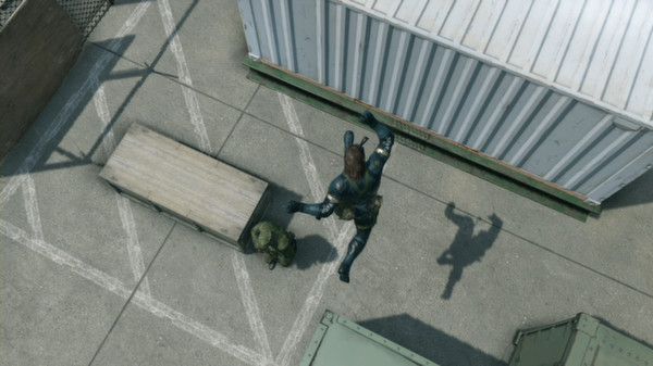 Metal Gear Solid V: Ground Zeroes (Steam RU/CIS)