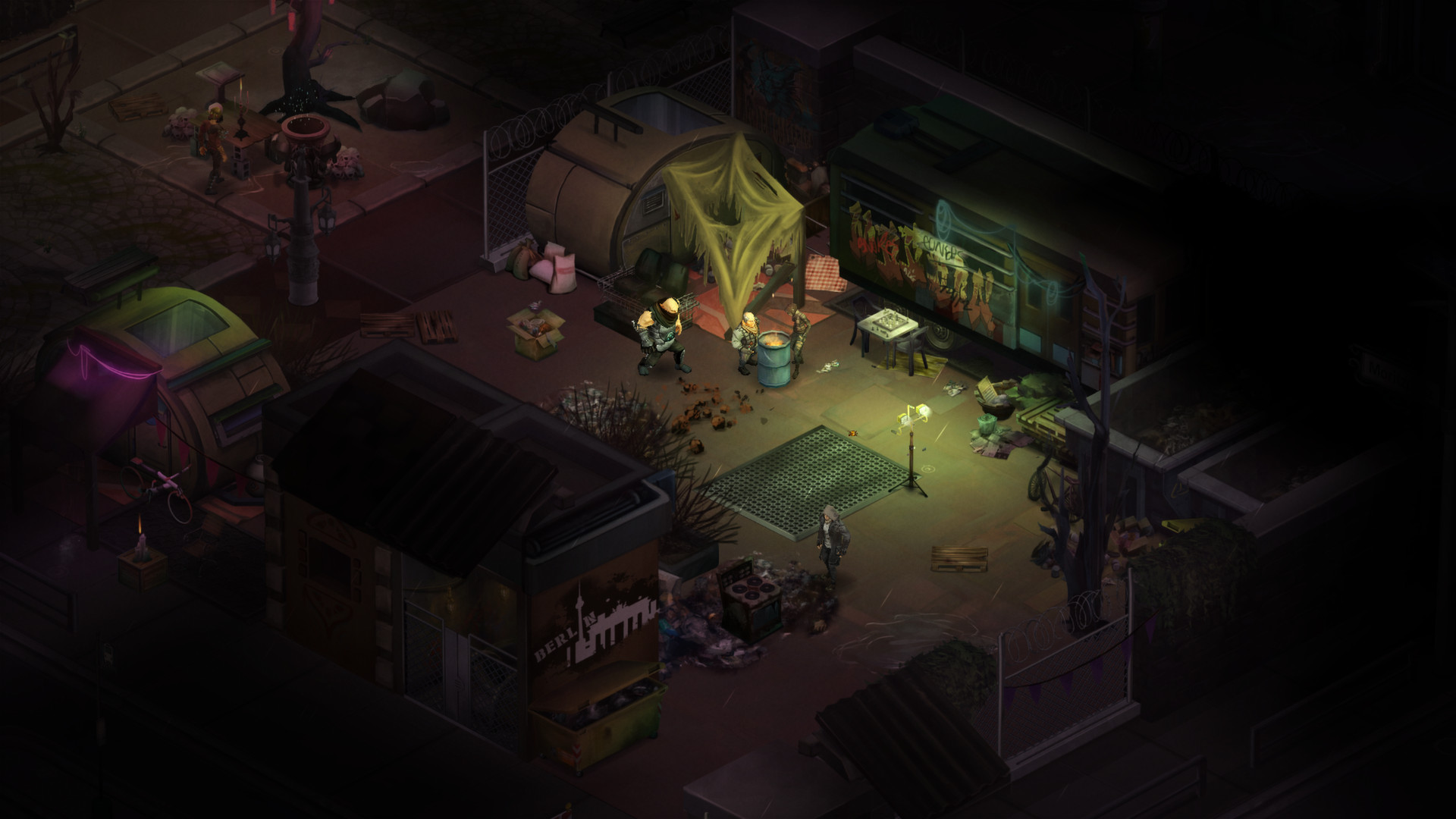 Shadowrun: Dragonfall - Directors Cut (Steam RU/CIS)