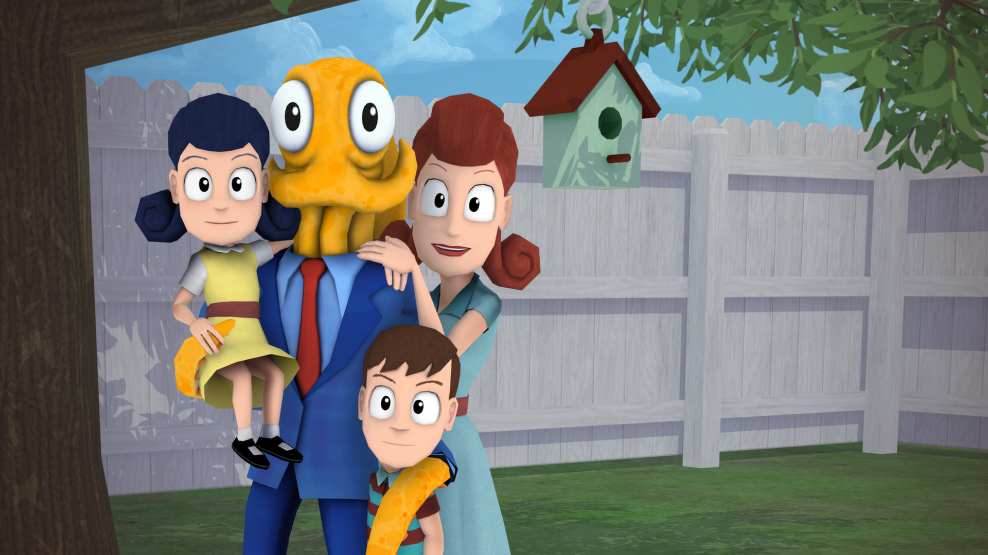 Octodad: Dadliest Catch (Steam ROW)