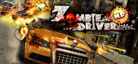 Zombie Driver HD (Steam ROW)