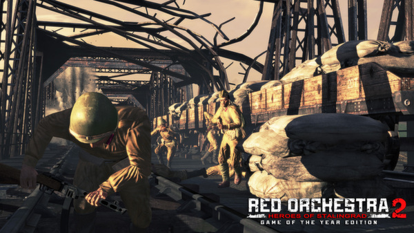 Red Orchestra Franchise Pack 1+2 (Gift | Region Free)