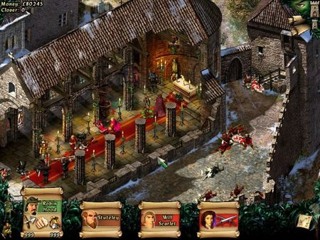 Robin Hood: The Legend of Sherwood (Steam ROW)