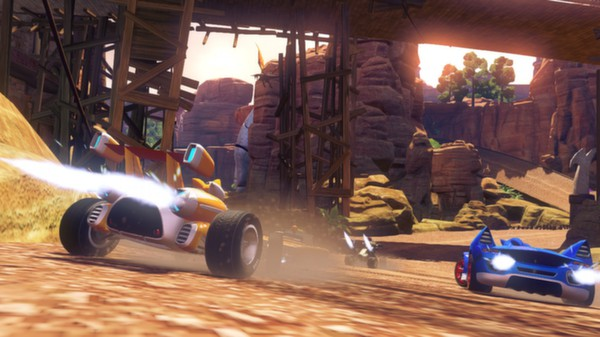 Sonic & All-Stars Racing Transformed (Steam ROW)