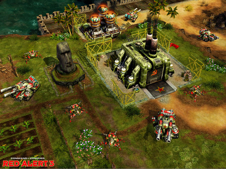 Command & Conquer: Red Alert 3 (Steam ROW)