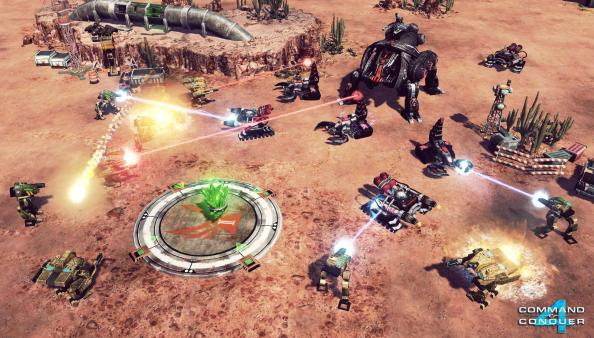 Command & Conquer 4: Tiberian Twilight (Steam ROW)