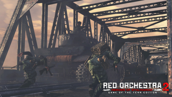 Red Orchestra 2: Heroes of Stalingrad GOTY (Steam ROW)