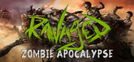 Ravaged Zombie Apocalypse (Steam ROW)