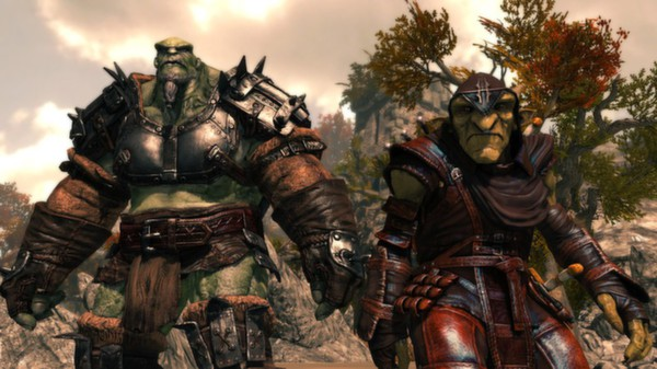 Of Orcs and Men (Steam RU)