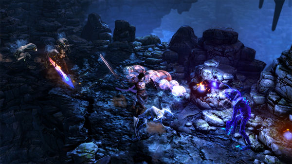 Dungeon Siege III (Steam ROW)