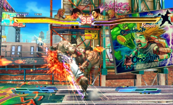 Street Fighter X Tekken (Steam RU/CIS)