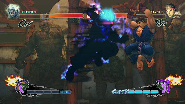 Super Street Fighter IV Arcade Edition (Steam ROW)