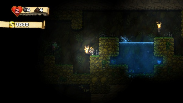 Spelunky (Steam ROW)