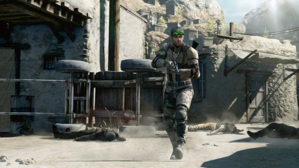 Tom Clancys Splinter Cell Blacklist Deluxe (Steam CIS)