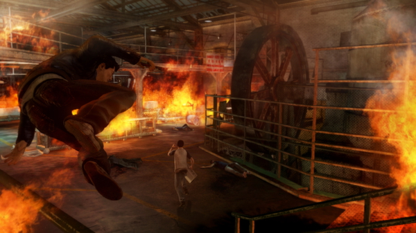 Sleeping Dogs Collection (Steam ROW)