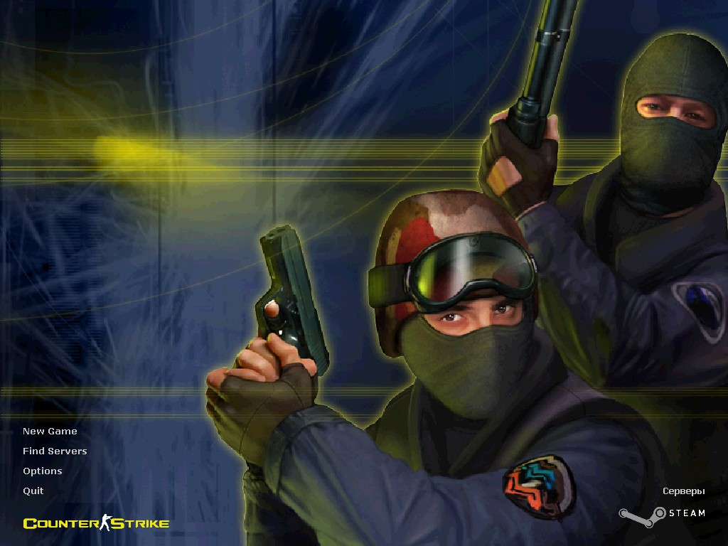 Counter Strike 1.6 (Steam account)