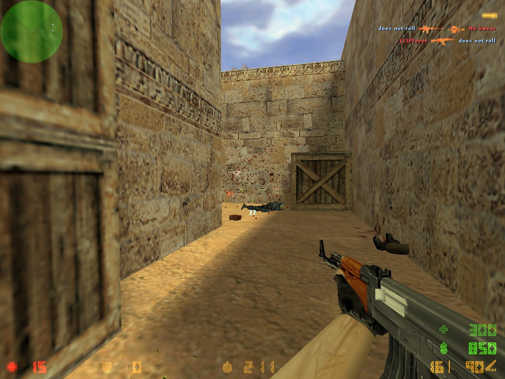 Counter Strike 1.6 (Steam аккаунт)