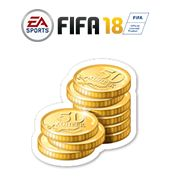 COINS FIFA 18  Ultimate Team XBOX 360