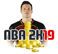 NBA2K19 PC (comp) MT COINS for My Team mode