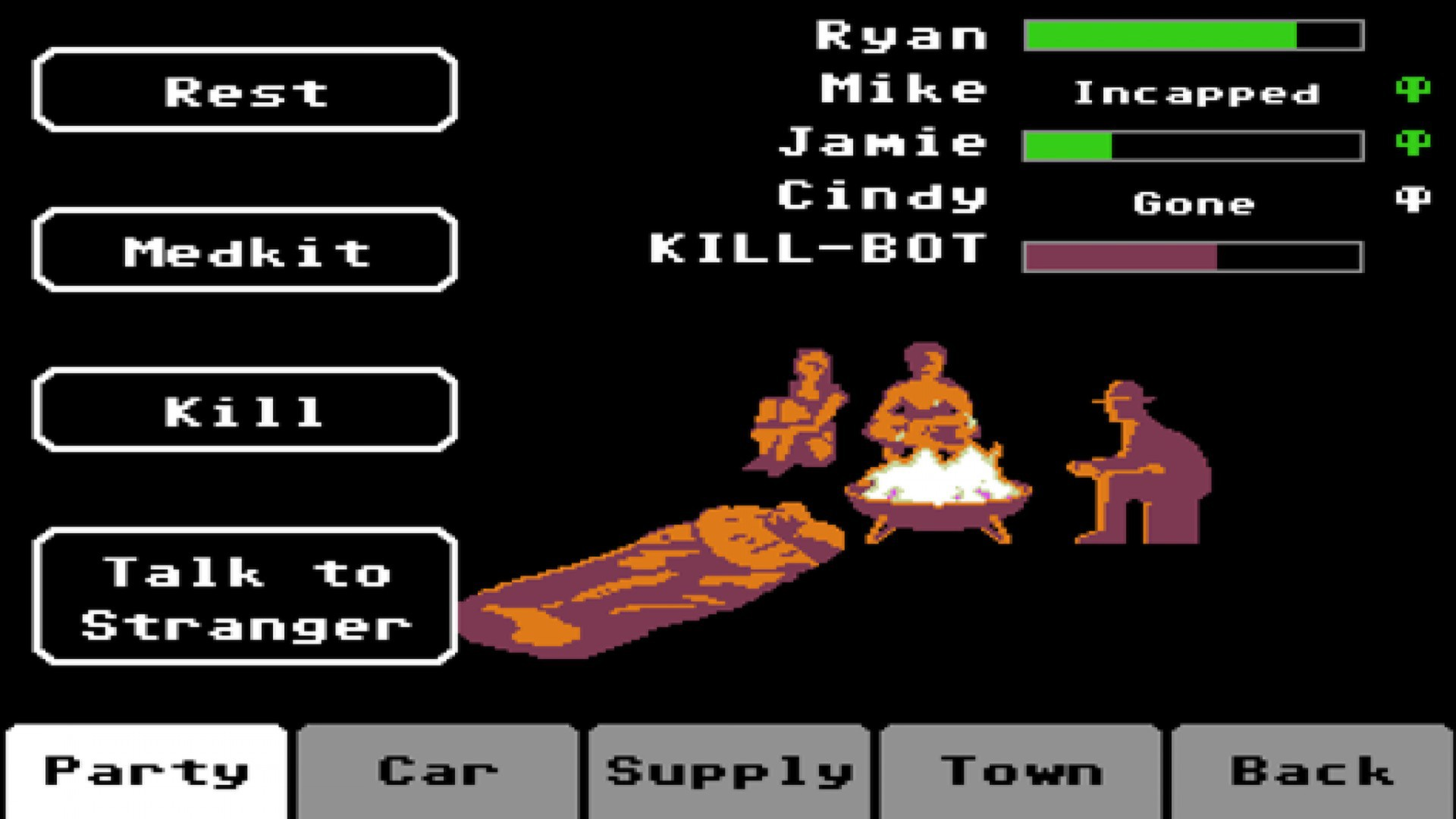 Organ Trail: Director´s Cut (Steam KEY ROW Region Free)