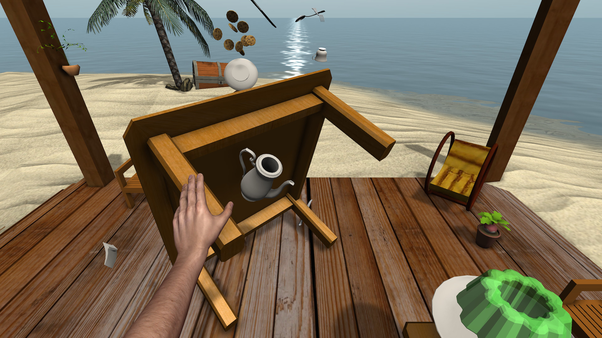 Tea Party Simulator 2015™ (Steam KEY ROW Region Free)