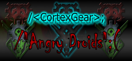CortexGear:AngryDroids (Steam KEY ROW Region Free)