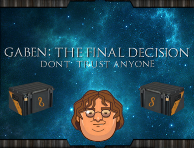 GabeN: The Final Decision (Steam KEY ROW Region Free)