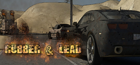 Rubber and Lead (Steam KEY ROW Region Free)