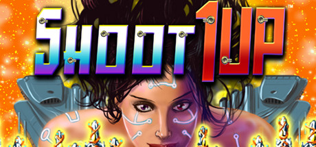 Shoot 1UP (Steam KEY ROW Region Free)