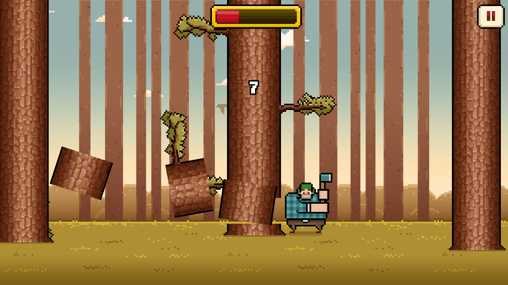 Timberman (Steam KEY ROW Region Free)