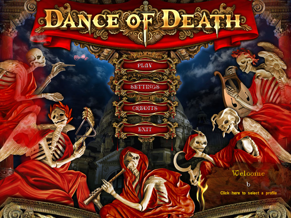 Dance of Death (Steam KEY ROW Region Free)