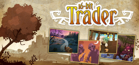 16bit Trader (Steam KEY ROW Region Free)
