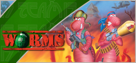 Worms 1 (Steam KEY ROW Region Free)