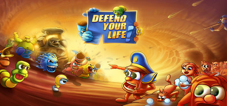 Defend Your Life (Steam KEY ROW Region Free)