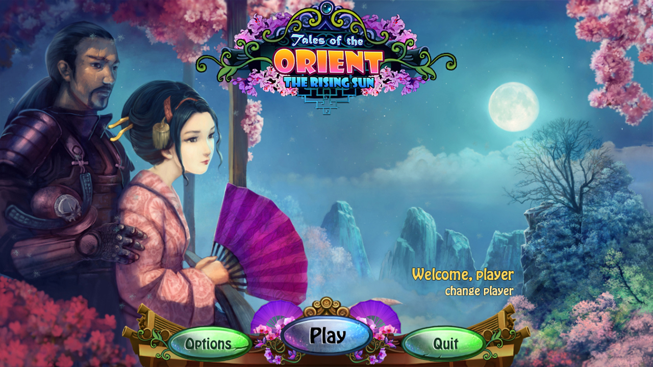 Tales of the Orient: The Rising Sun (Steam KEY ROW)