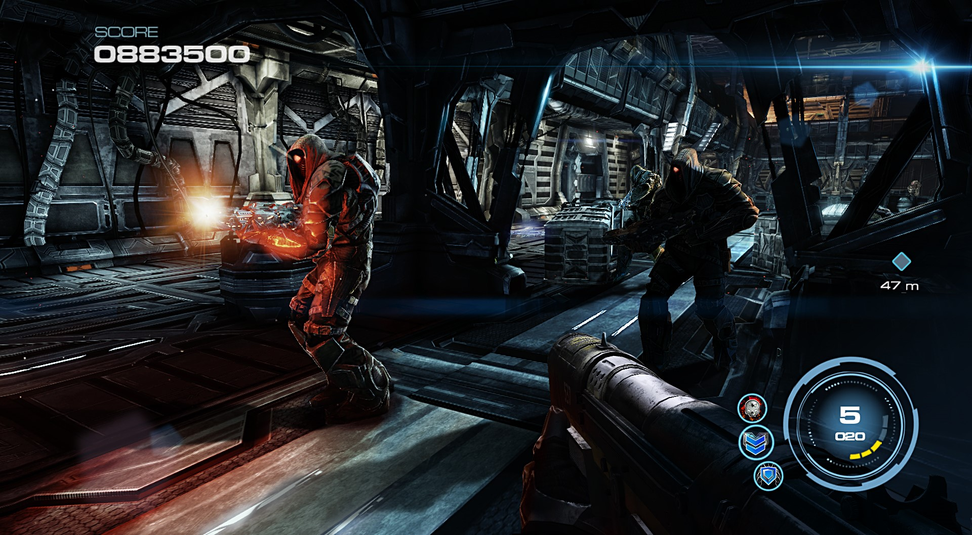 Alien Rage - Unlimited (Steam KEY ROW Region Free)