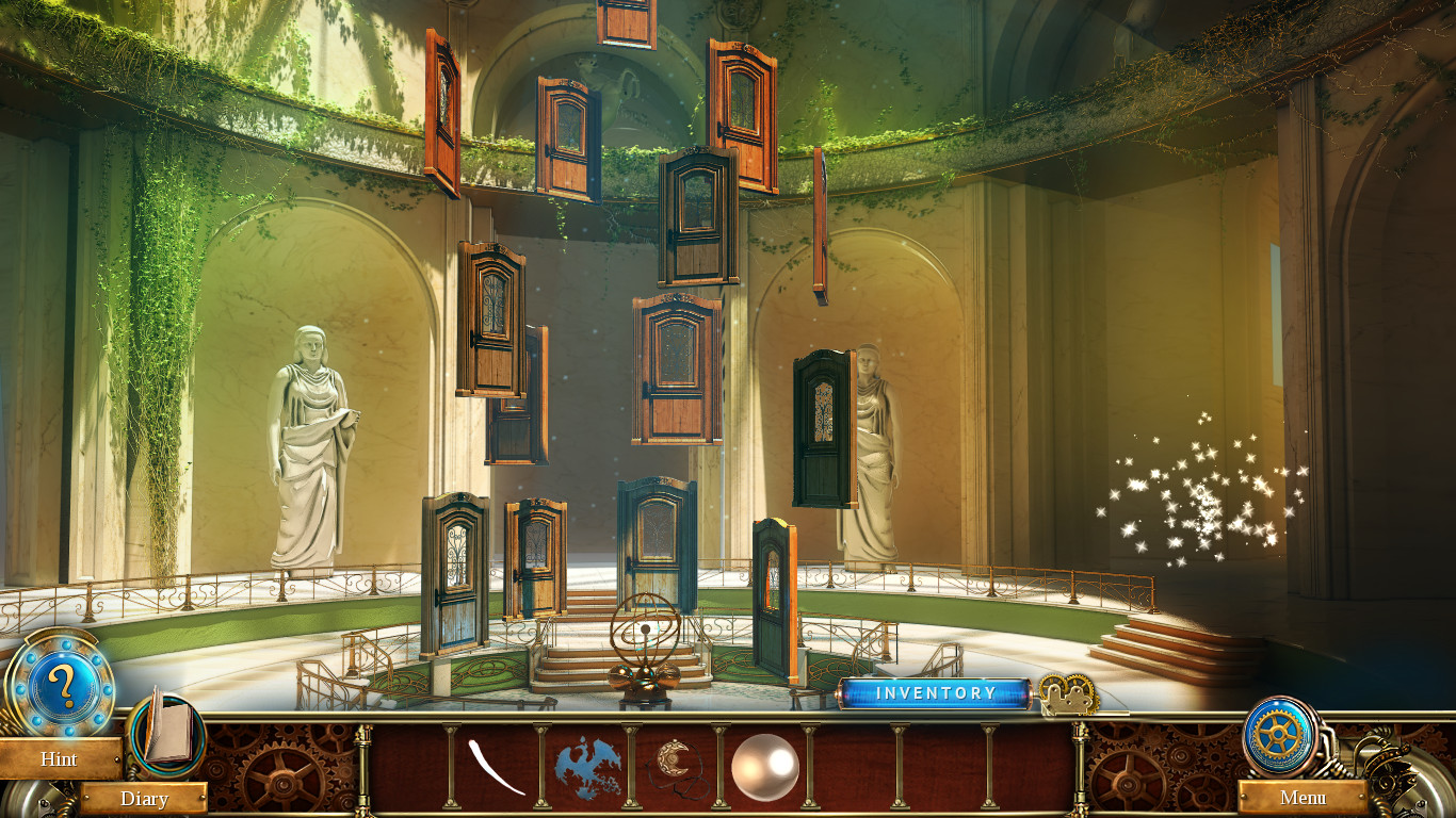 Time Mysteries: Inheritance - Remastered STEAM KEY ROW
