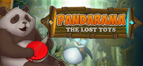 Pandarama: The Lost Toys (Steam KEY ROW Region Free)