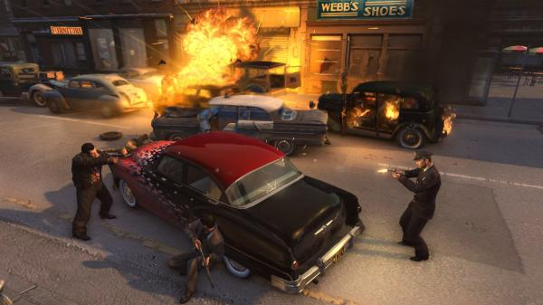 Mafia 2 II (Steam KEY ROW Region Free)