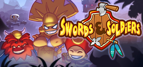 Swords and & Soldiers HD (Steam KEY ROW Region Free)