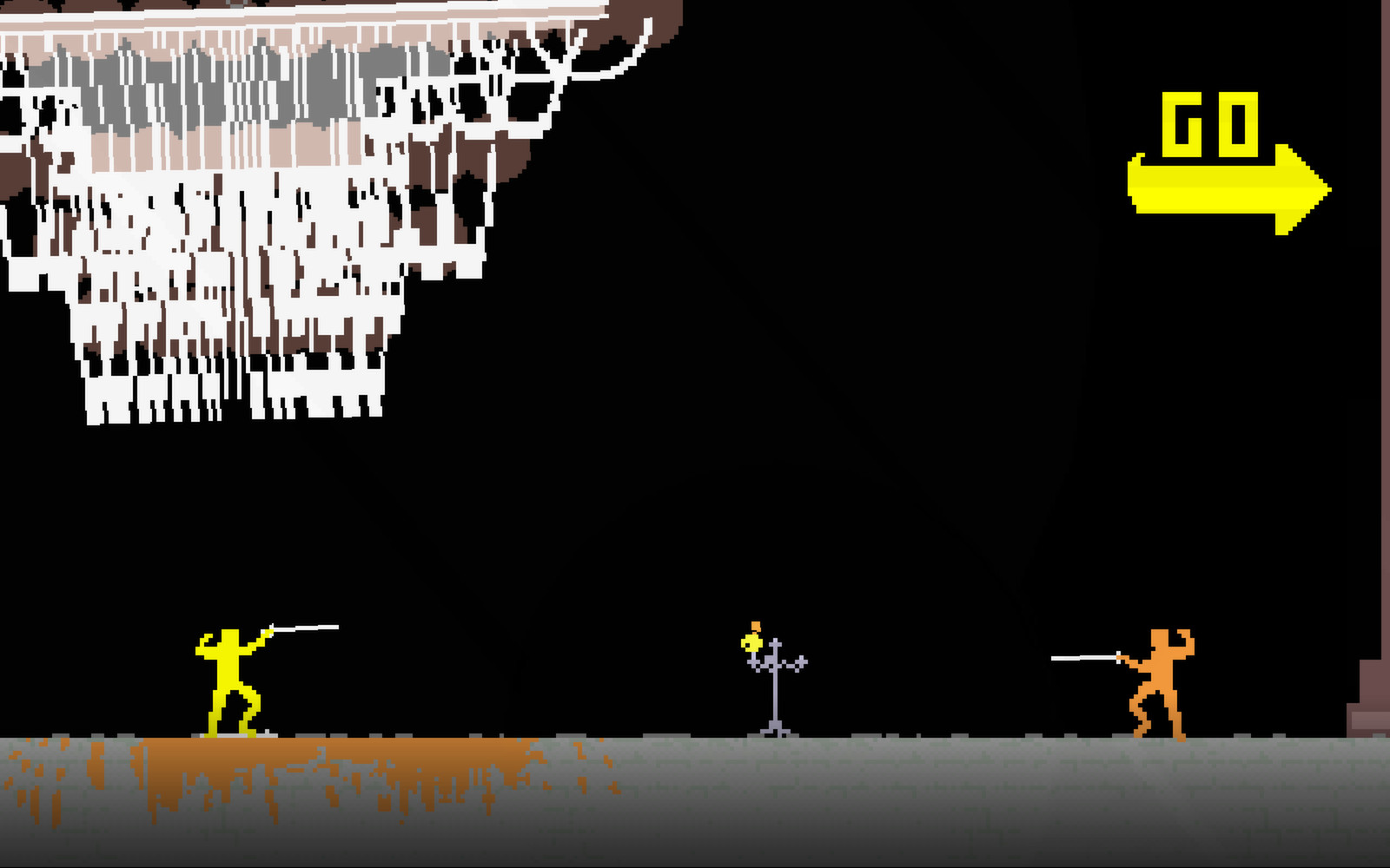 Nidhogg (Steam KEY ROW Region Free)