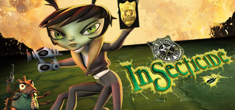 Insecticide Part 1 (Steam KEY ROW Region Free)