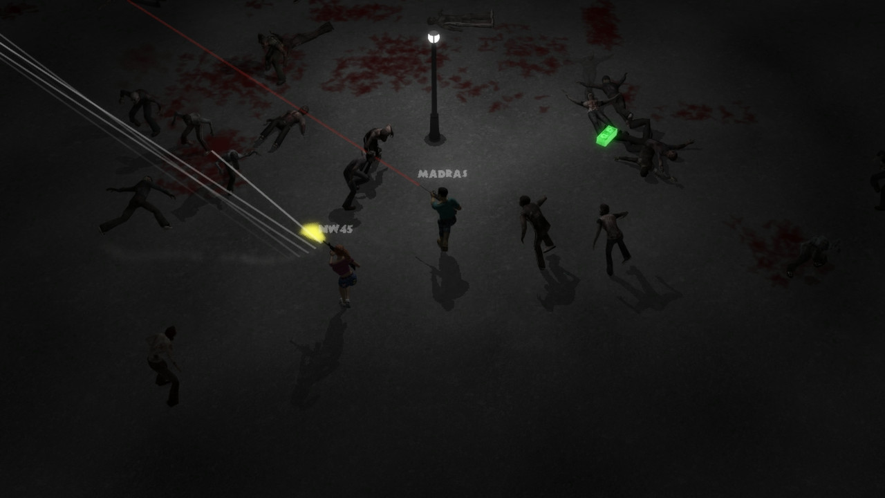 Yet Another Zombie Defense (Steam KEY ROW Region Free)