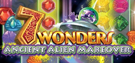 7 Wonders: Ancient Alien Makeover (Steam KEY ROW)