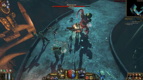 Incredible Adventures of Van Helsing (Steam Gift, ROW)