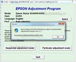 Adjustment program для Epson Stylus SX430W, SX435W