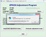 Adjustment program для Epson XP-960 (Сброс памперса)