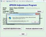 Adjustment program Epson SX535WD Office BX535WD (Сброс)