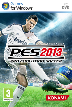 Pro Evolution Soccer 2013 (Region Free)